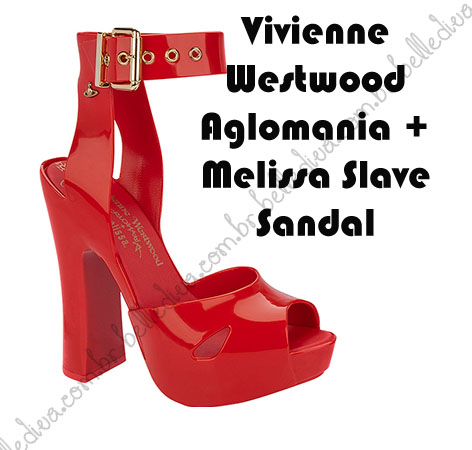 Melissa  Slave Sandal