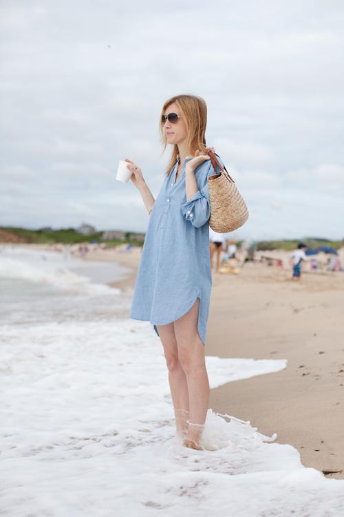 bolsa palha praia