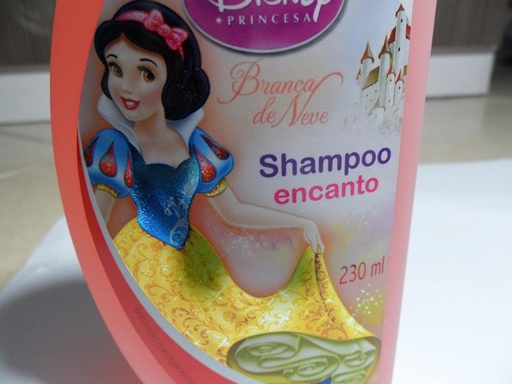branca de neve shampoo