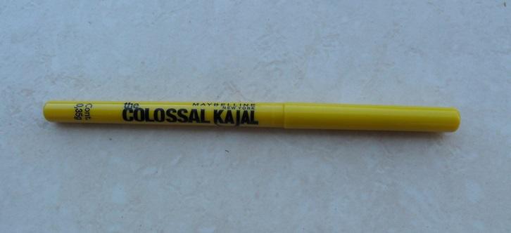 lápis colossal amarelo