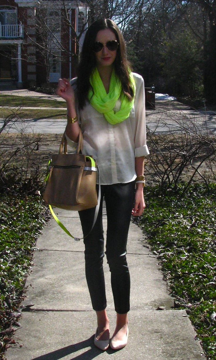 cachecol verde