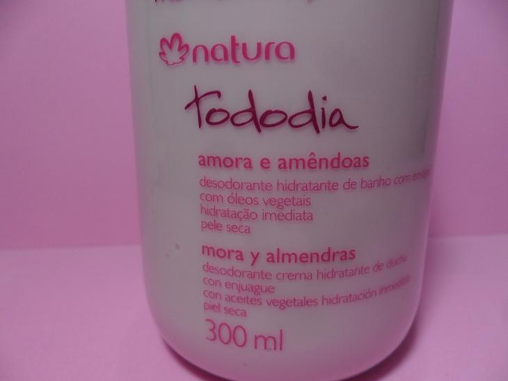 desodorante hidratante natura
