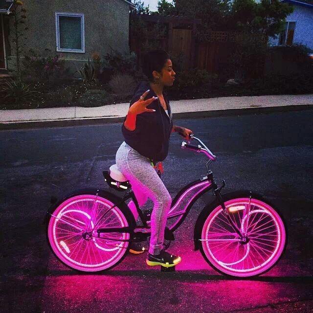 a bike rosa