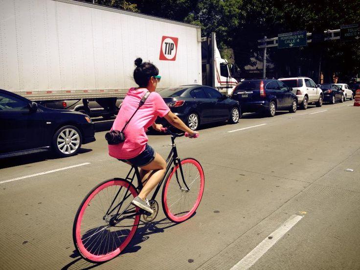 bike andando