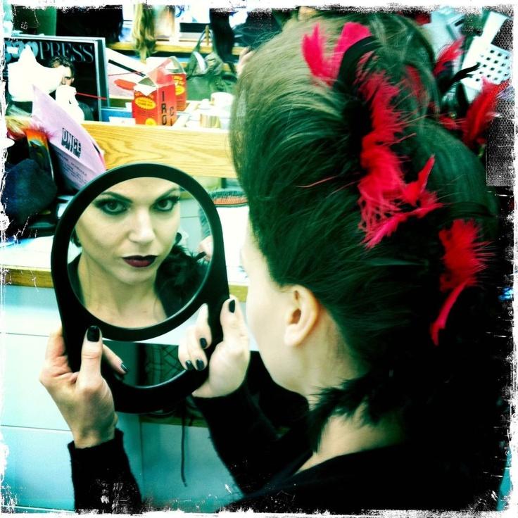 maquiagem regina penas