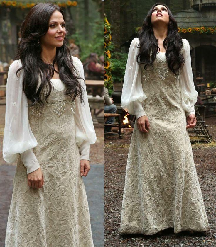 regina vestido branco