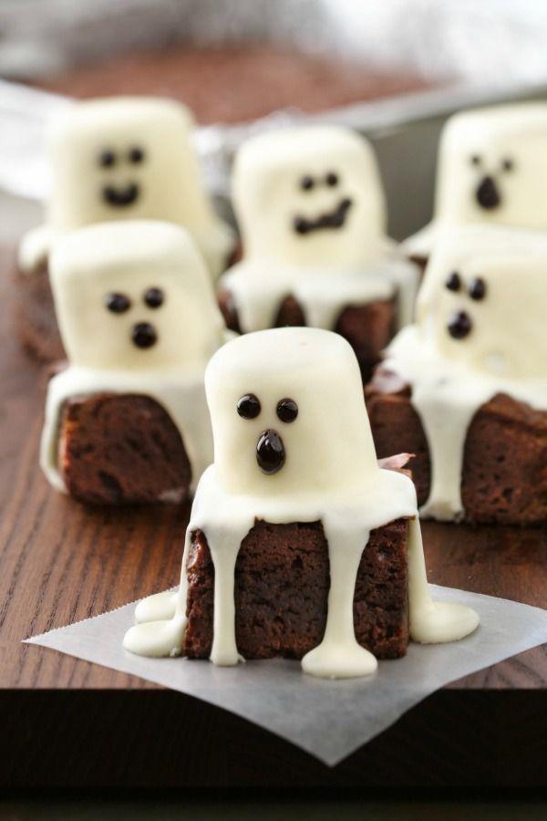 marshmallow derretido
