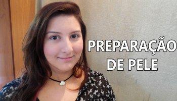 PREPARAÇÃO DE PELE