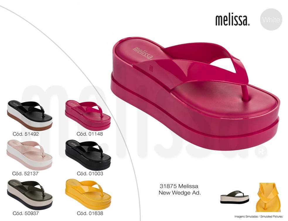 melissa new wedge