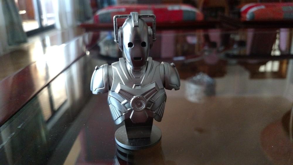 cyberman miniatura 1
