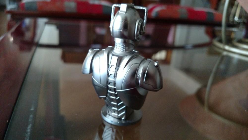 cyberman miniatura 3