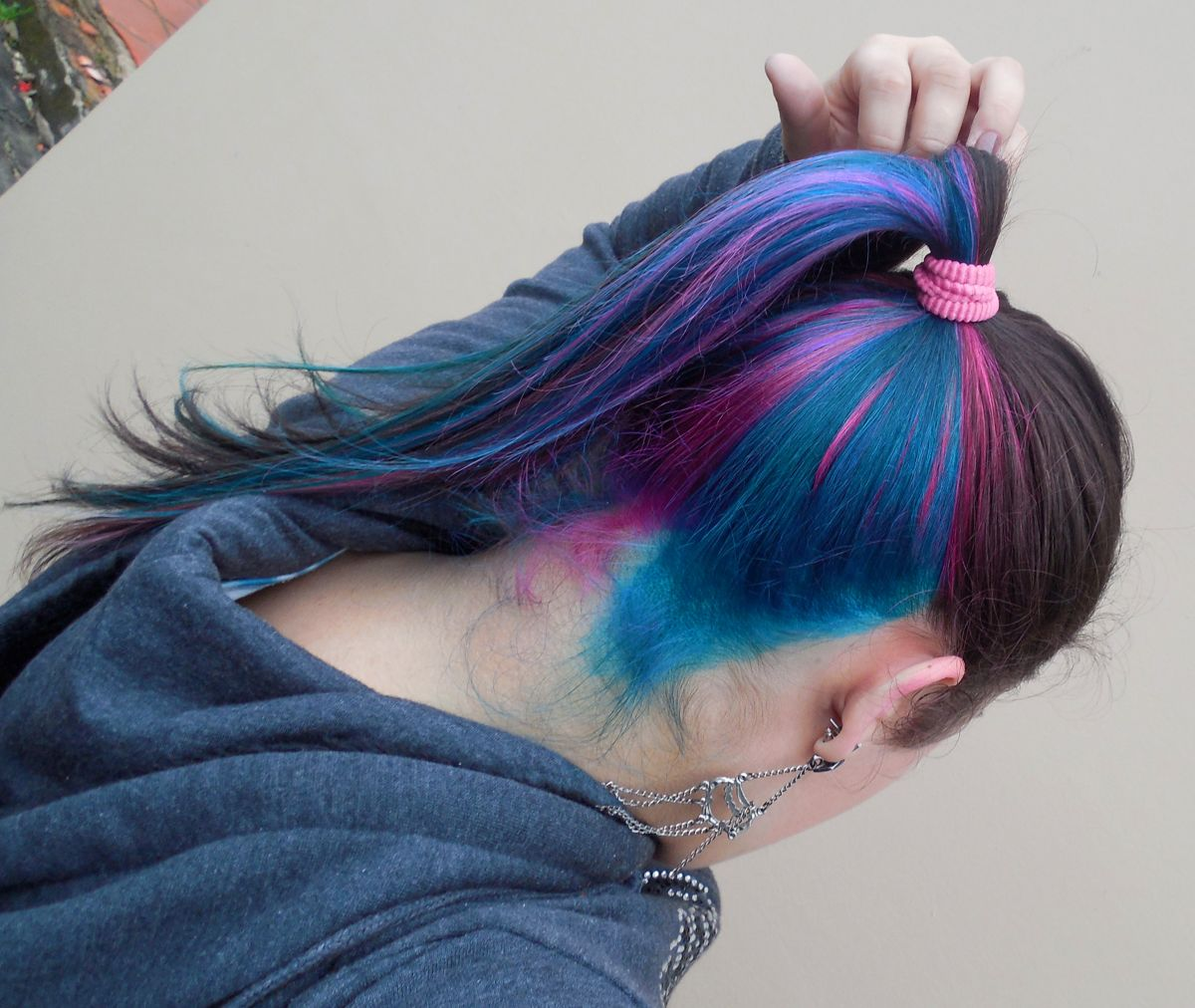 secret galaxy hair 5