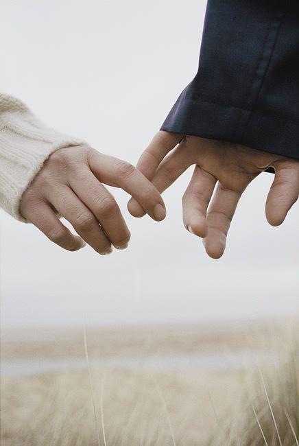 foto casais mãos