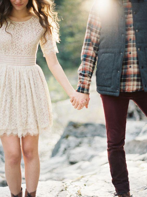 fotos casais mãos dadas