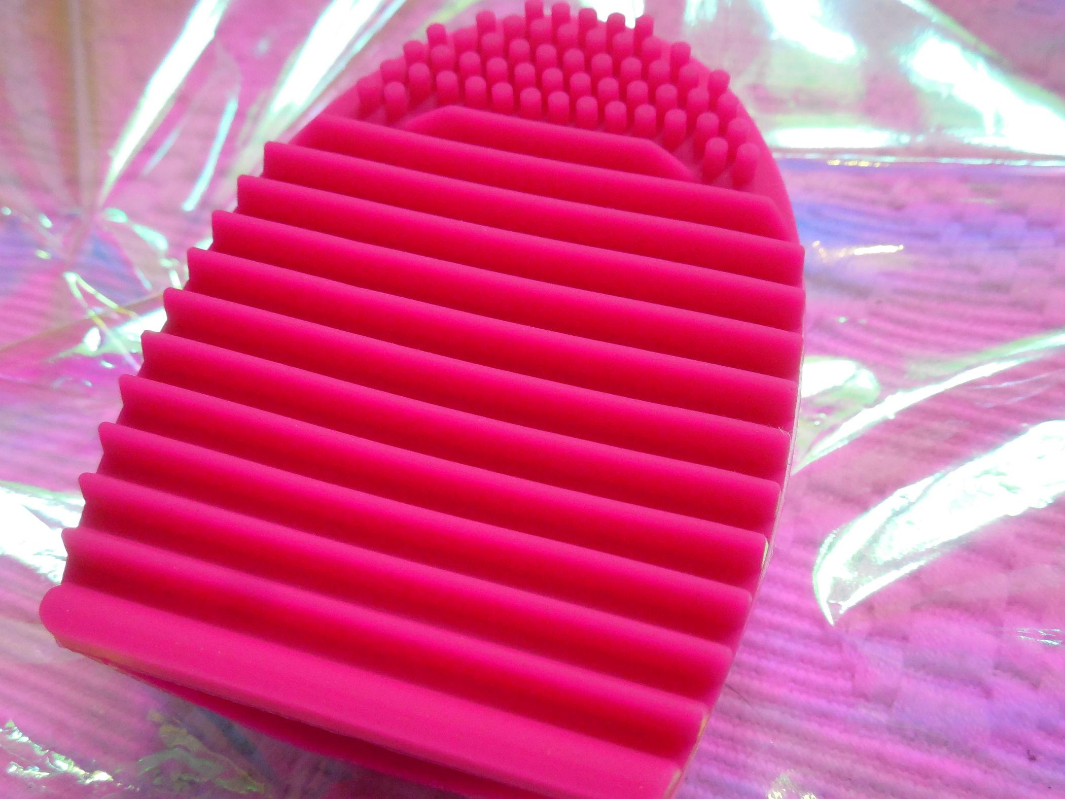 limpador picel rosa