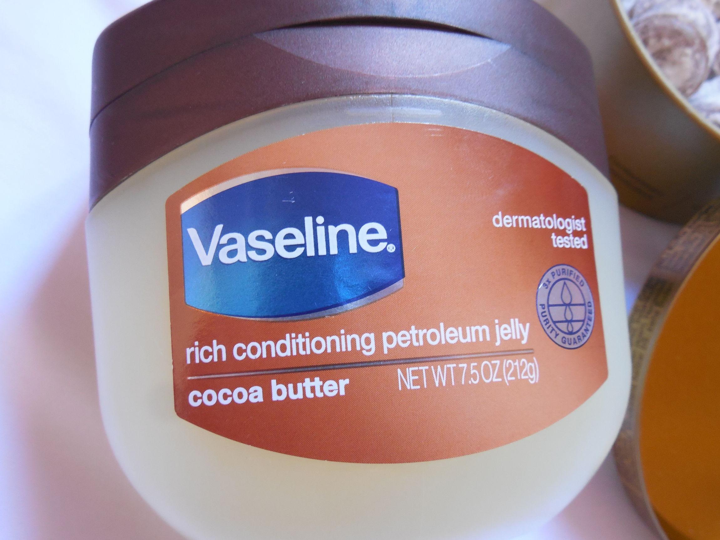 vasenol manteiga