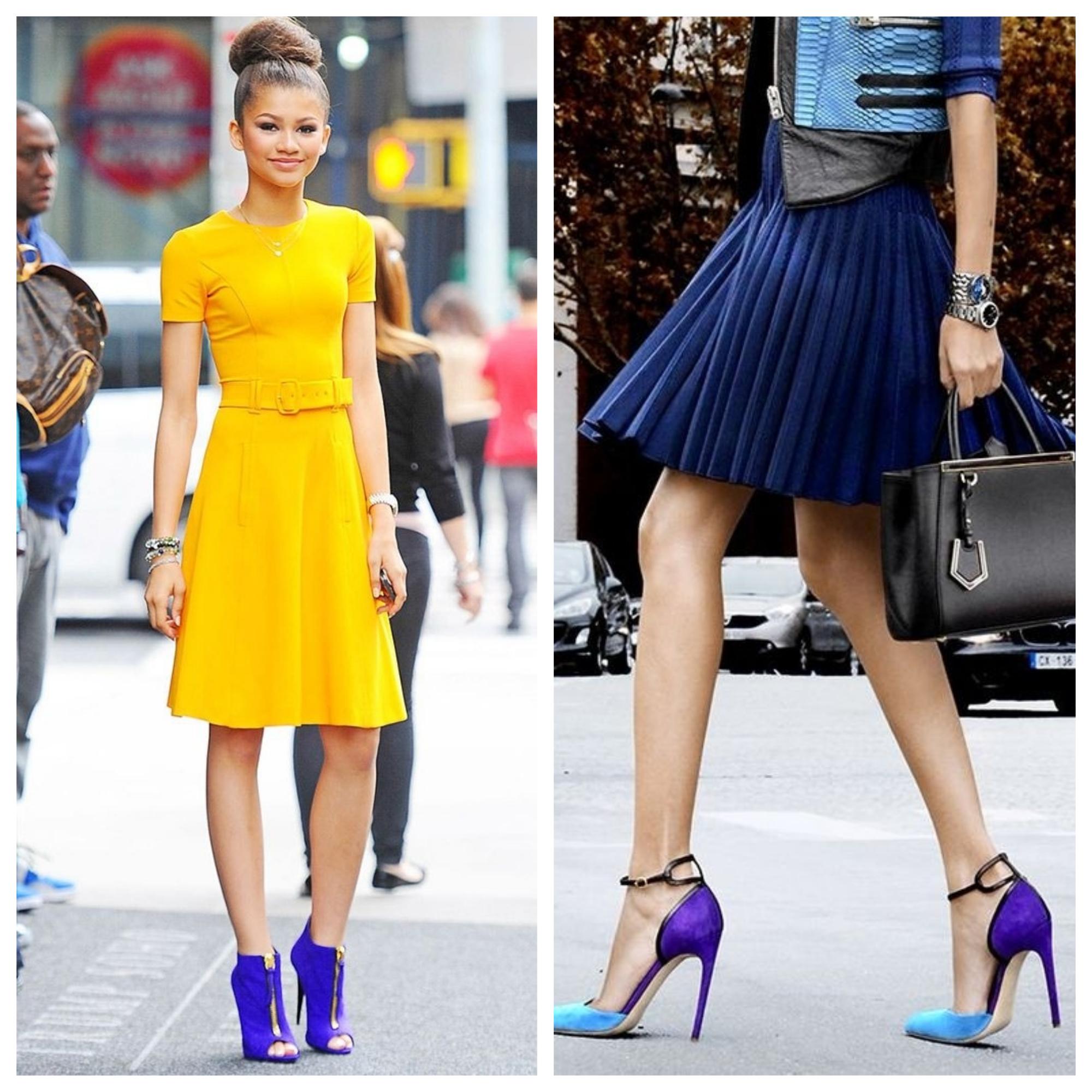 ultra violet sapatos