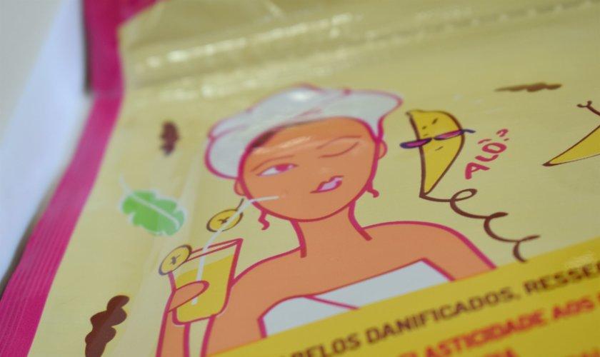 mascara capilar ricca banana tamarindo